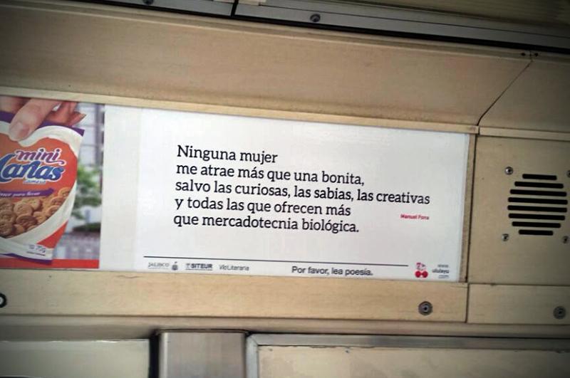 Poema de Manuel Fons
